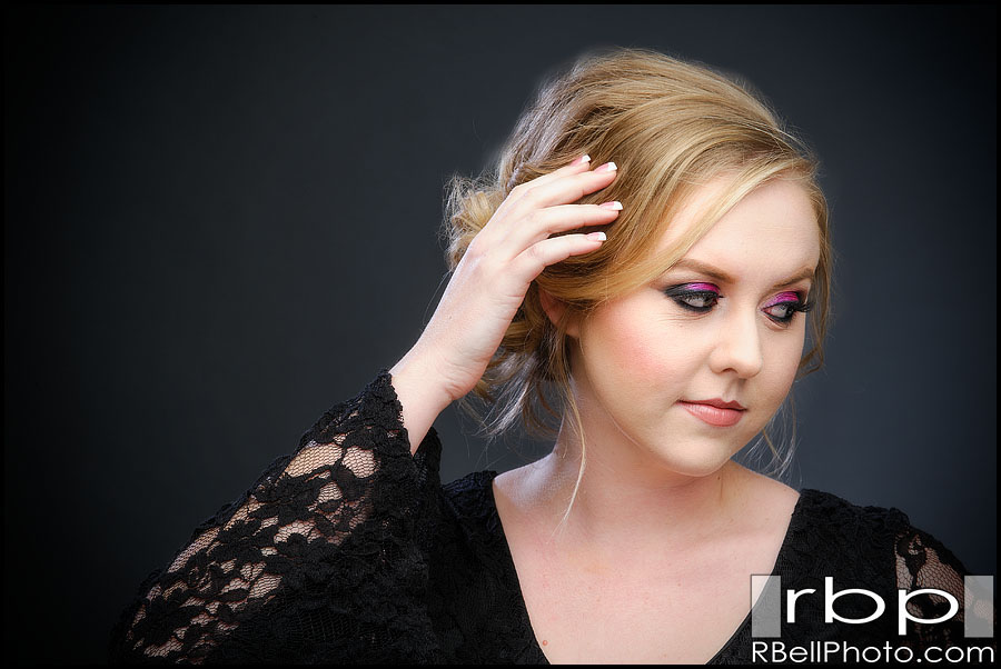 Corona Hair and Makeup Modeling Photography
