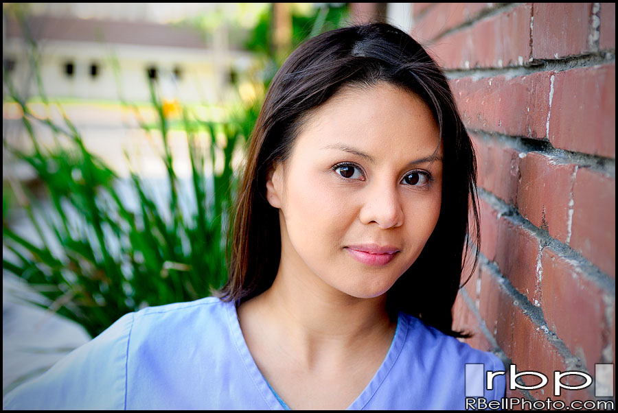 Corona Nursing Portrait Photography | Chino Hills Nursing Portrait Photography