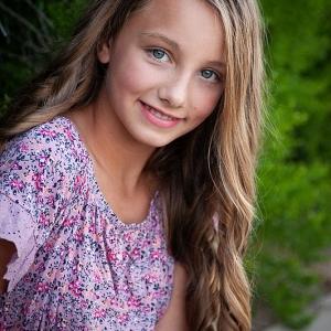 Child Actor Headshot Photography