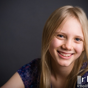 Temecula Child Actor - Singer Headshot Photography