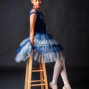 Corona Ballet Dancer Photography