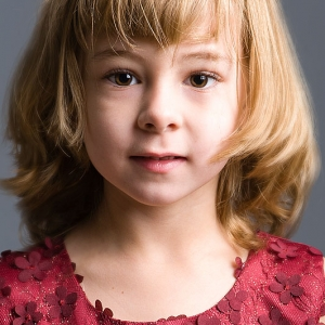 Corona Child Headshot Photography