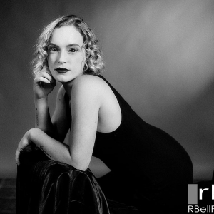 Classic Hollywood Modeling Photography