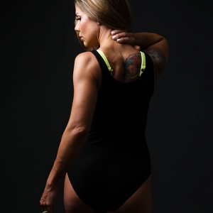 Fitness Modeling Photography