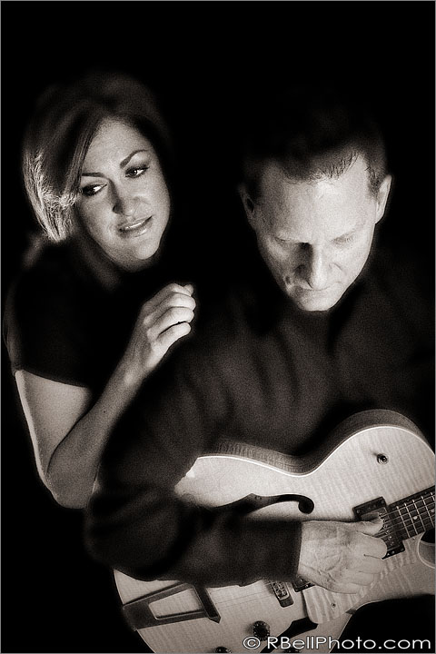 Nichole Preuss & Al Meyers Jazz Duo – Musician Photography