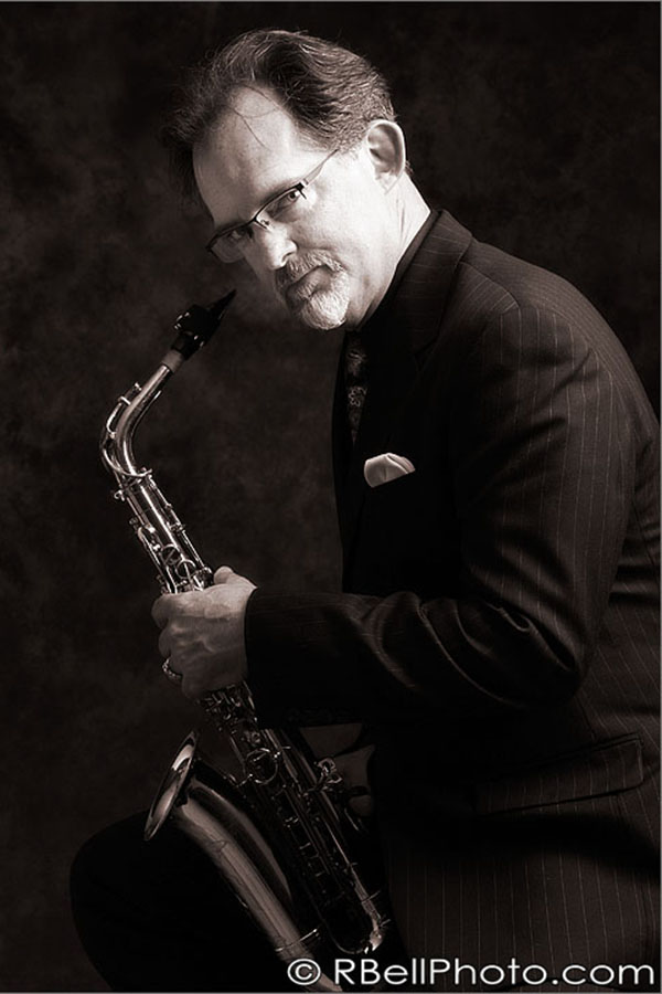 Blackwood Jazz Combo Band – Musician Photography