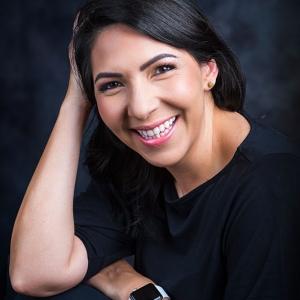 Corona Author Headshot Photography