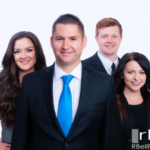 Corona Staff Portrait Photography
