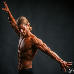 Body Builder Photography