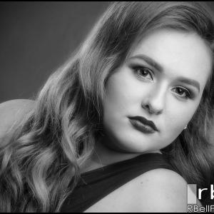 Corona Classic Hollywood Model Photography