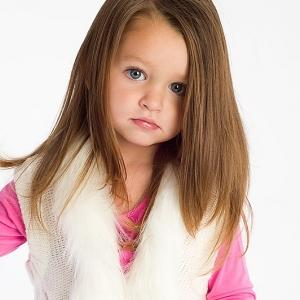 Corona Child Model Photography