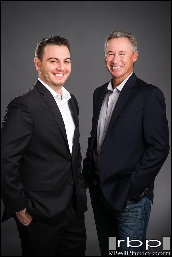 Nelson & Wise Advisors Corporate Headshot Photography