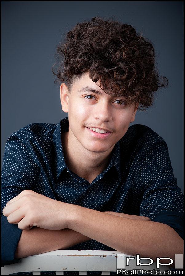 Jordan Actor Headshot Photography